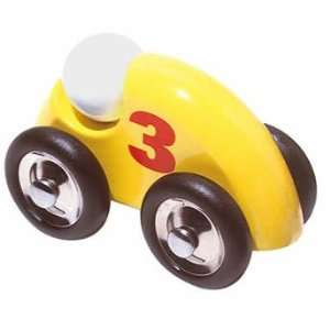 Giant Blue Race Car Toys & Games