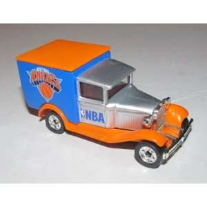 Model A Truck NBA 166 Scale White Rose Collectible Car Sports