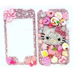 Full Diamond Bling for Apple iPod Touch 4 / 4th / Gen Generation
