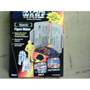 Star Wars Figure Mader Droids Kit Toys & Games