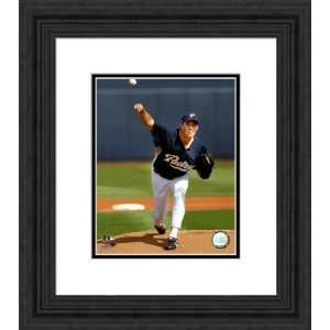 Framed Greg Maddux San Diego Padres Photograph Sports