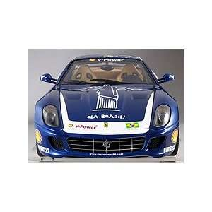 Ferrari 599 GTB Die Cast Model   LegacyMotors Scale Model Cars  Toys