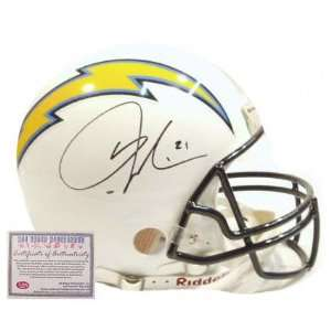 LaDainian Tomlinson San Diego Chargers Autographed Full Size Proline