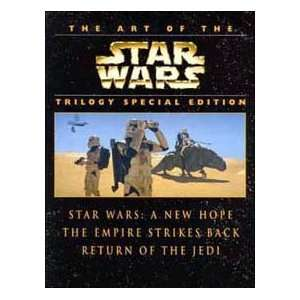 64 Pg Bound Art of Star Wars (featuring 16 pg Special