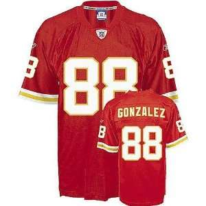 Tony Gonzalez #88 Kansas City Chiefs NFL Replica Player Jersey (Team