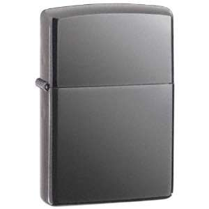 Zippo Zippo Black Ice Chrome Lighter
