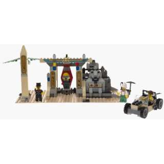 LEGO Adventurers Series   Mummys Tomb (5958) Toys