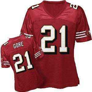Francisco 49ERS Frank Gore Girls Replica Jersey