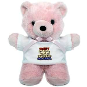 Teddy Bear Pink Dont Look At Me That Smell Is Coming From
