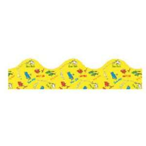 16 Pack EUREKA DR SEUSS ONE FISH TWO FISH TRIMMER