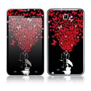 The Love Gun Decorative Skin Cover Decal Sticker for Samsung Galaxy