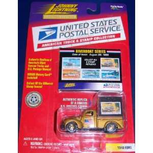 Johnny Lightning United States Postal Service 55 Chevy