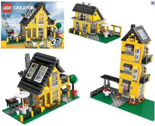 Lego Creator Set Beach House 4996 522 Pieces Deluxe