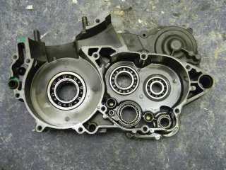 KTM 250 SX ENGINE CASE CLUTCH SIDE MOTOR OEM DIRT BIKE PARTS