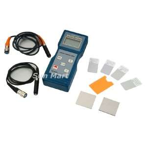 CM8822 Paint Coating Thickness Gauge Meter F/NF Probes